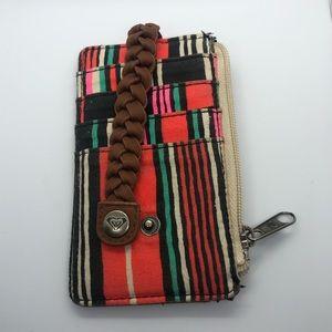 Roxy mini wallet